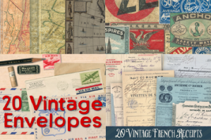 Beautiful, Rare Library of Authentic Vintage Design Treasures