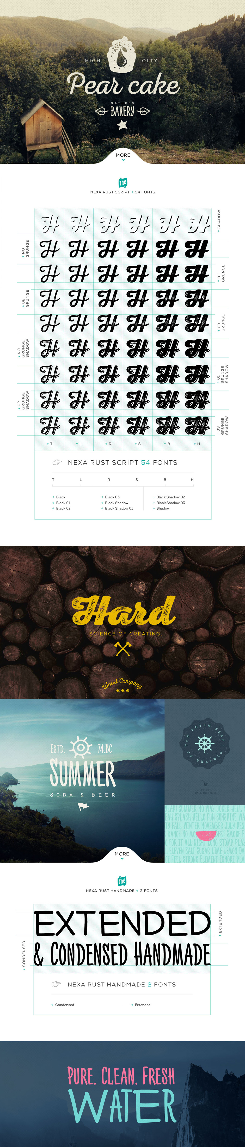 20 Best Selling Creative Fonts