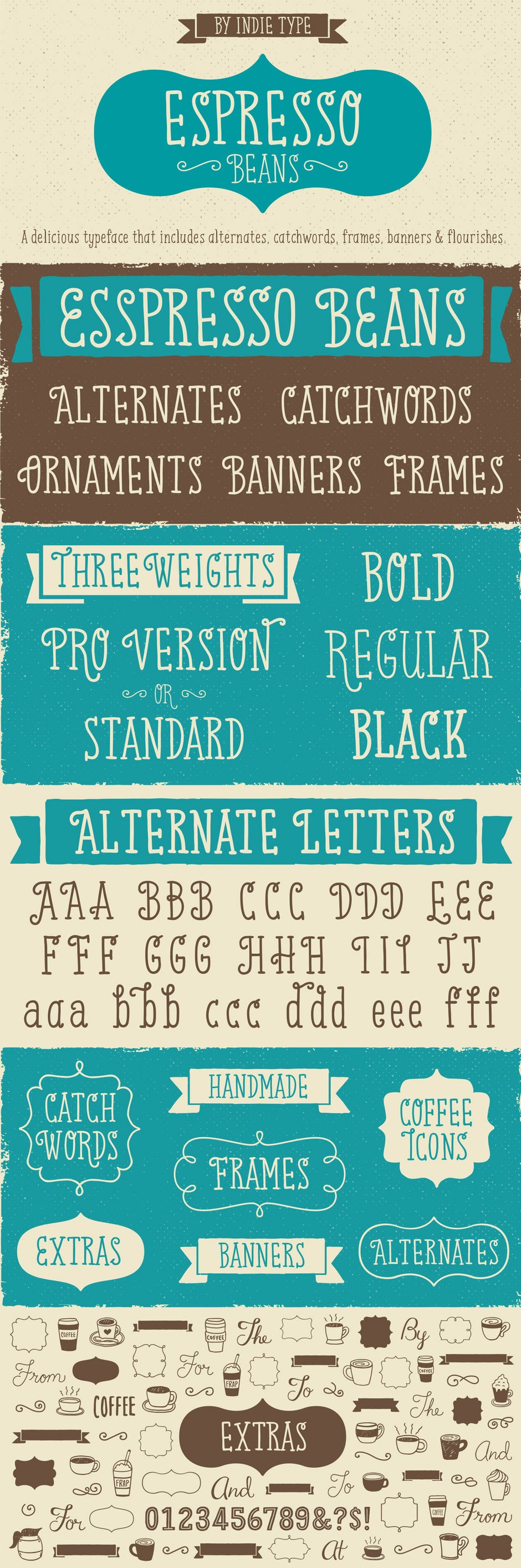 22 Best Selling Beautiful Fonts
