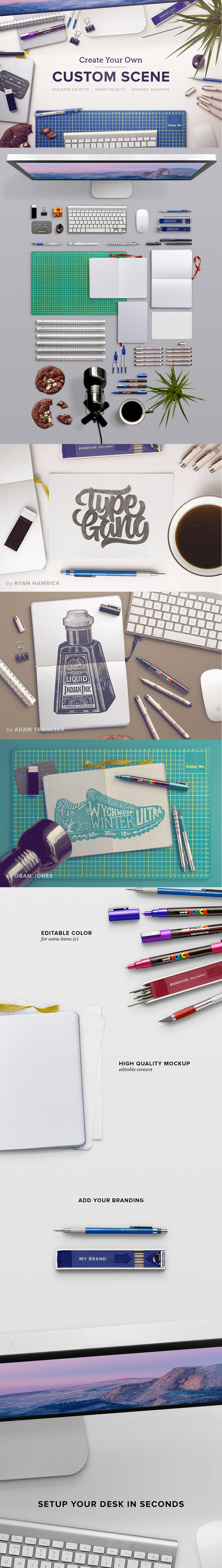 Beautiful Artistic Designer's Kit