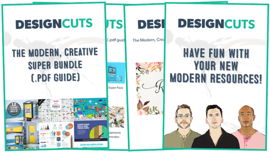 The Modern, Creative Design Bundle PDF Guide