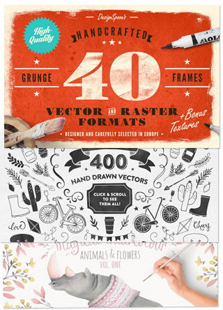 The Inspirational Artistic Design Bundle