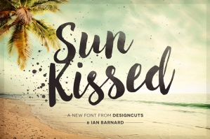 sun-kissed-brush-font-cover