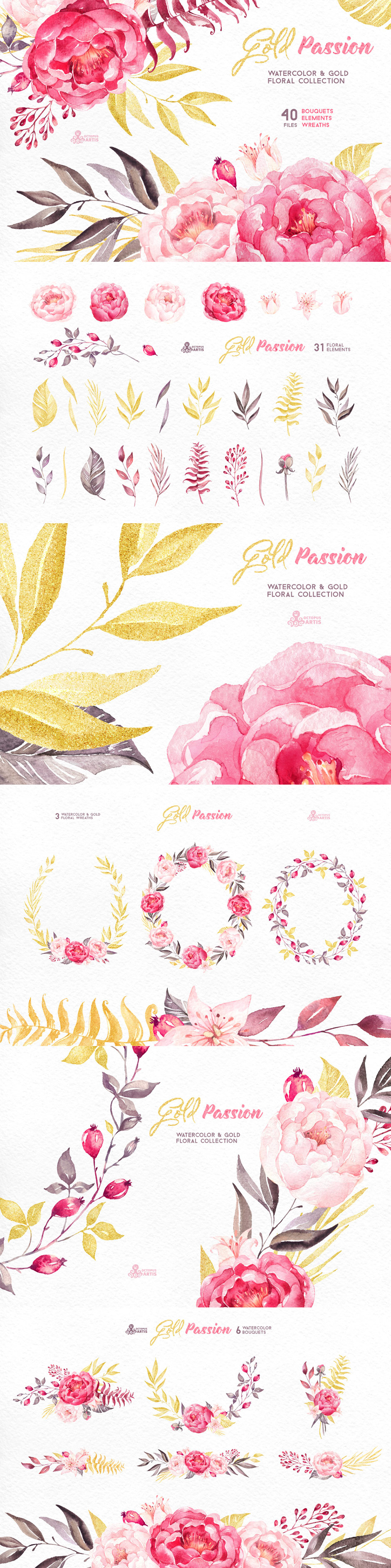 The Lovingly Handcrafted Design Bundle