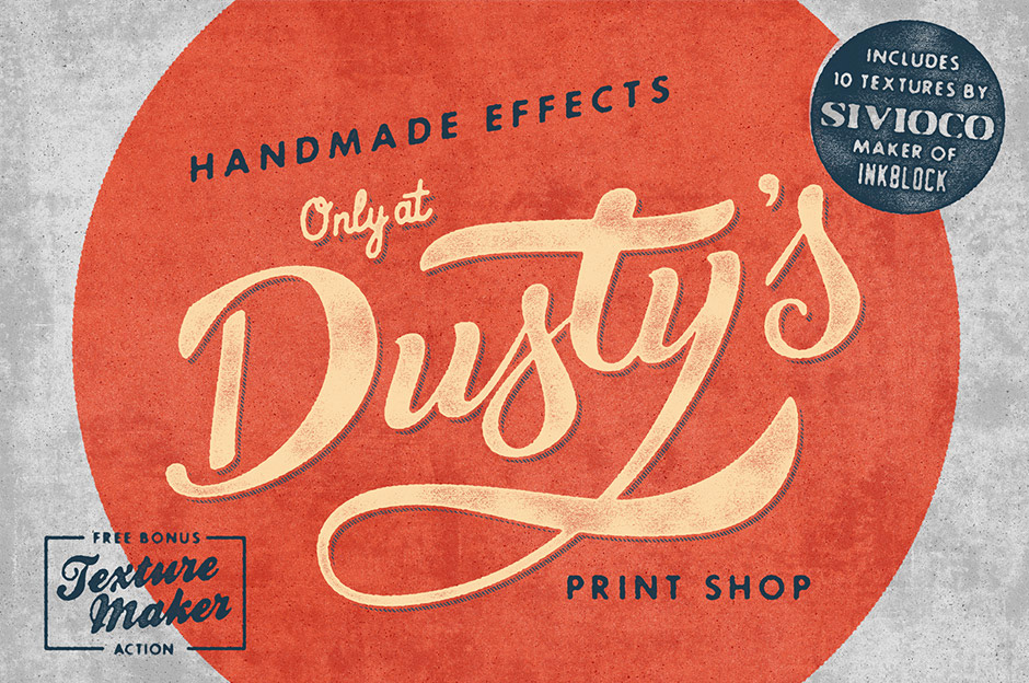 Dusty's Print Shop