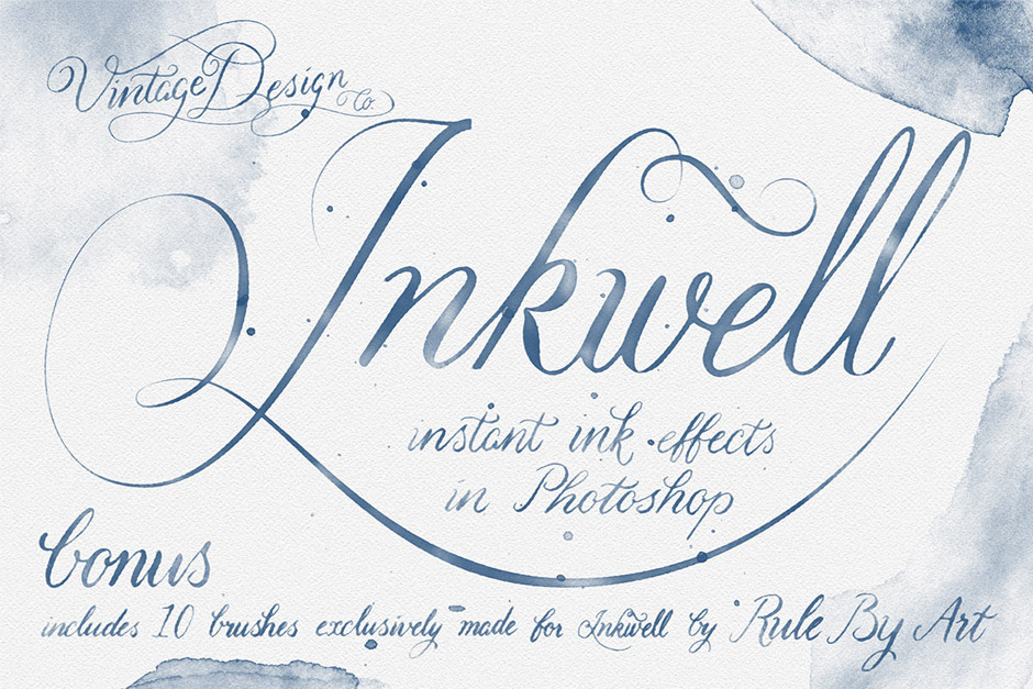 Inkwell – Instant Ink Effects