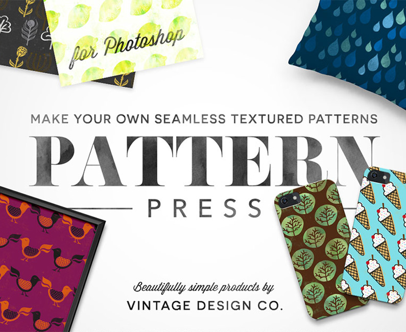 PatternPress – Pattern Creator