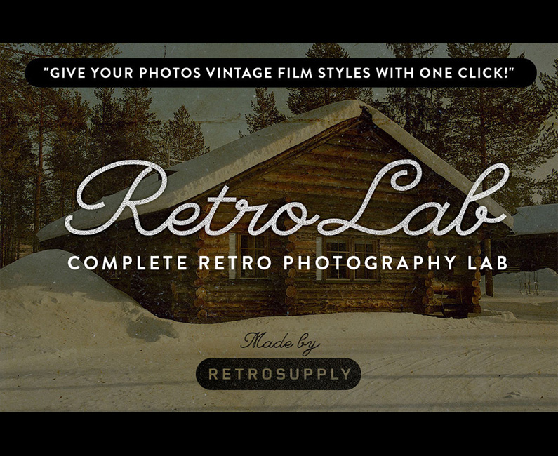 RetroLab – Retro Photo Lab