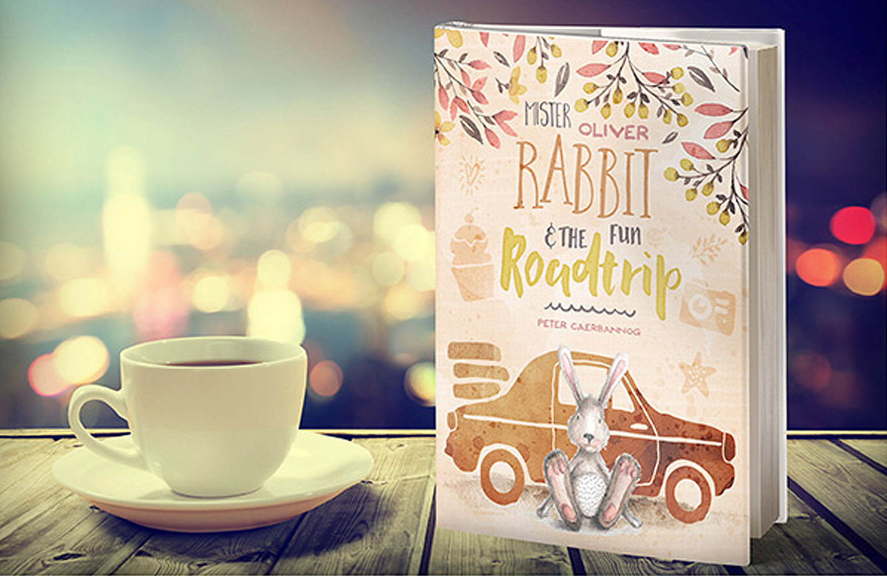 Design A Charming Childrens Book Cover