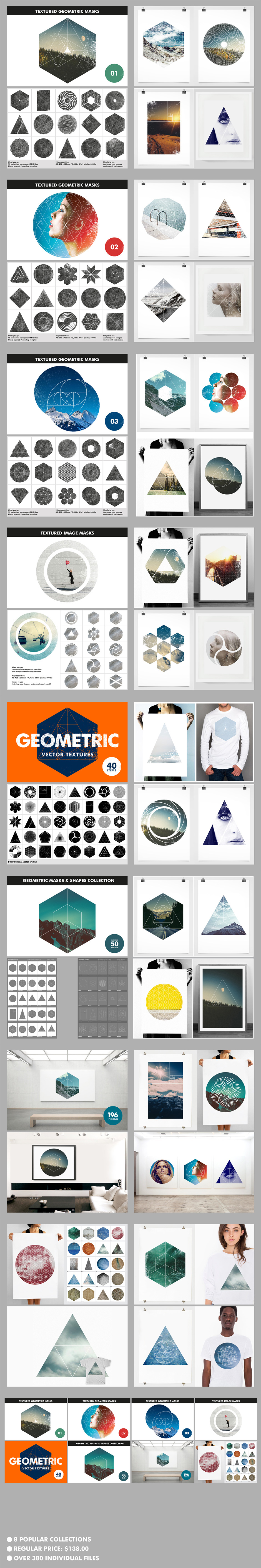 The Ultimate Geometric Collection