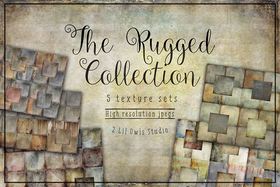 The Rugged Texture Collection