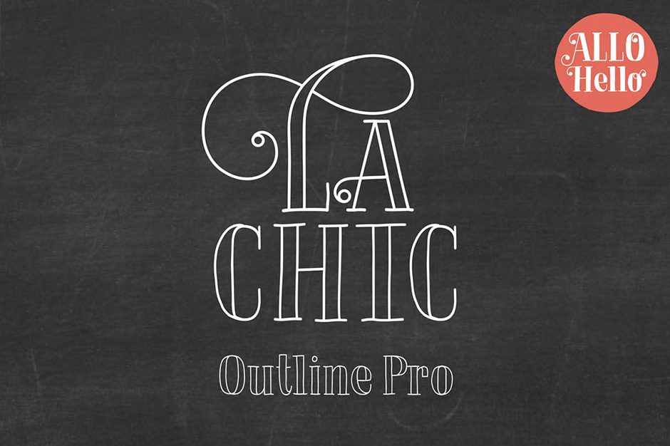 la-chic-outline-first-image