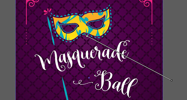 Masquerade Ball Flyer