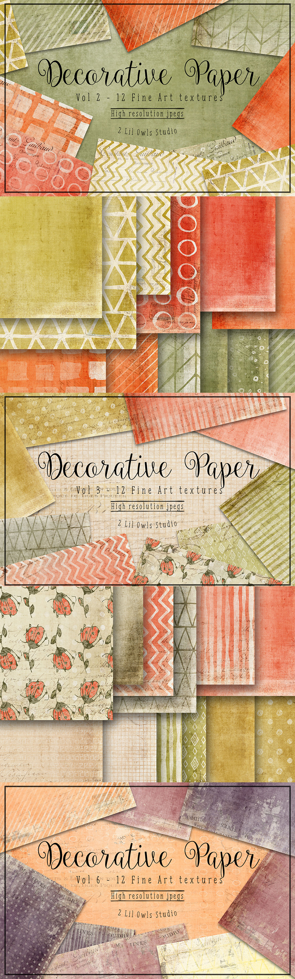Decorative Papers Collection