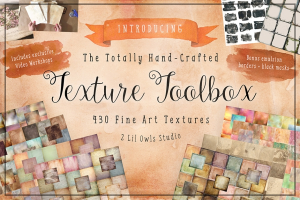 The Totally Hand-Crafted Texture Toolbox