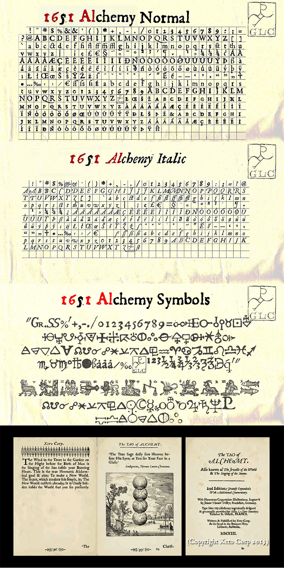 Alchemy font family design cuts design cuts alchemy font family biocorpaavc Choice Image
