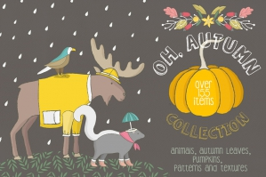 Oh, Autumn Collection