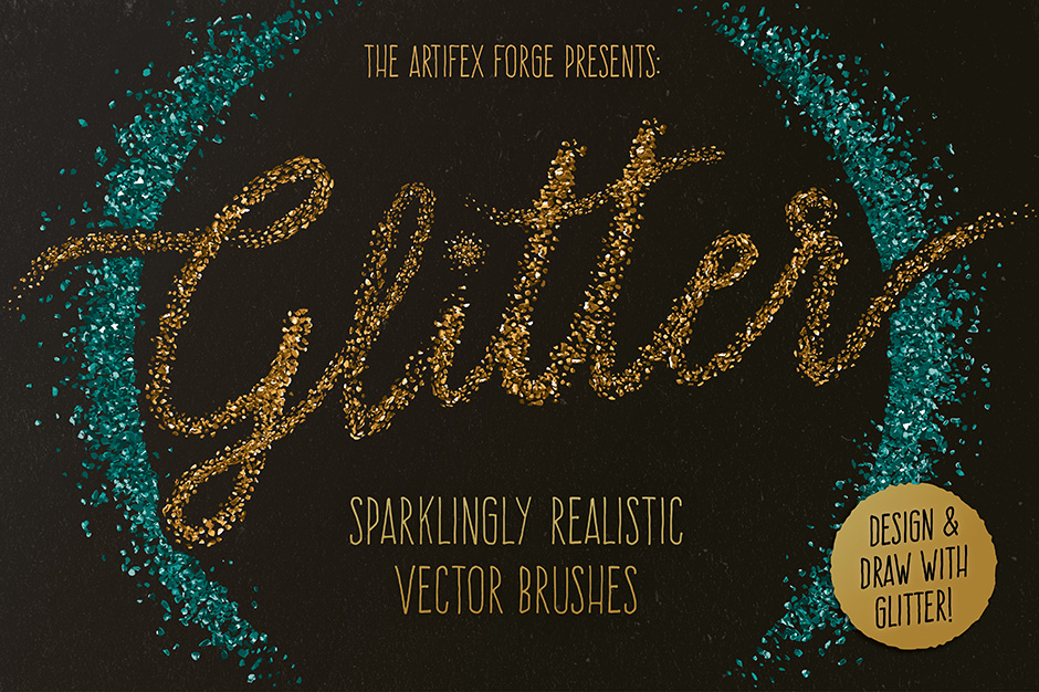 glitter-brushes-first-image