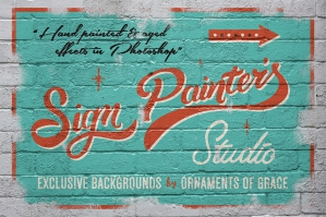 Sign Painters Studio