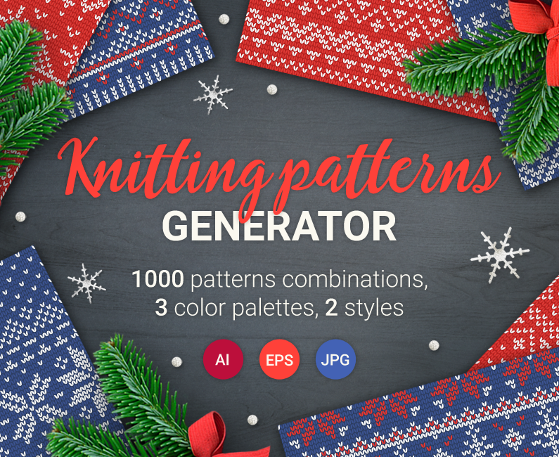 knitting-patterns-top-view