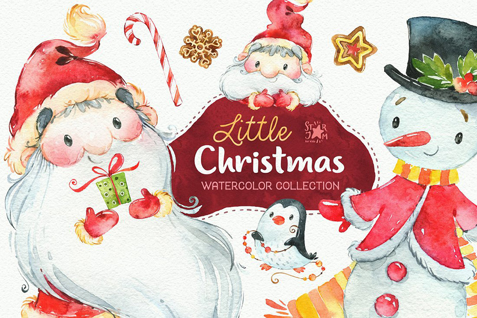 little-christmas-first-image