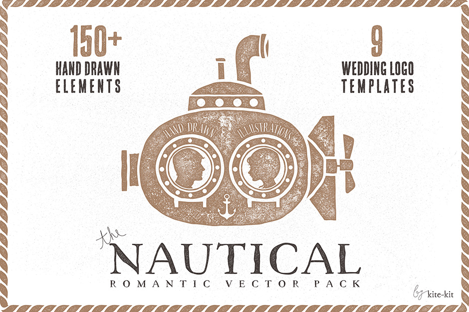 nautical-romatic-vectors-first-image