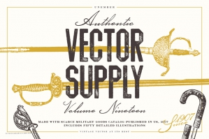 Unember Vector Supply Volume 19