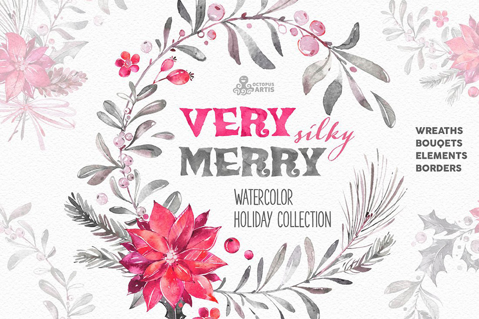 Very Merry Silky Holiday Collection