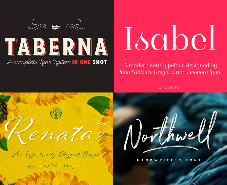 The Complete Font Lover's Library