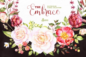The Embrace Floral Collection