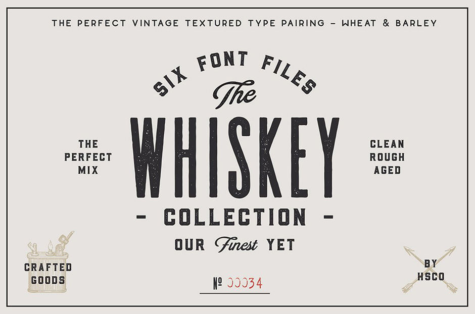 whiskey-font-first-image