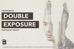 Definitive Double Exposure Toolkit