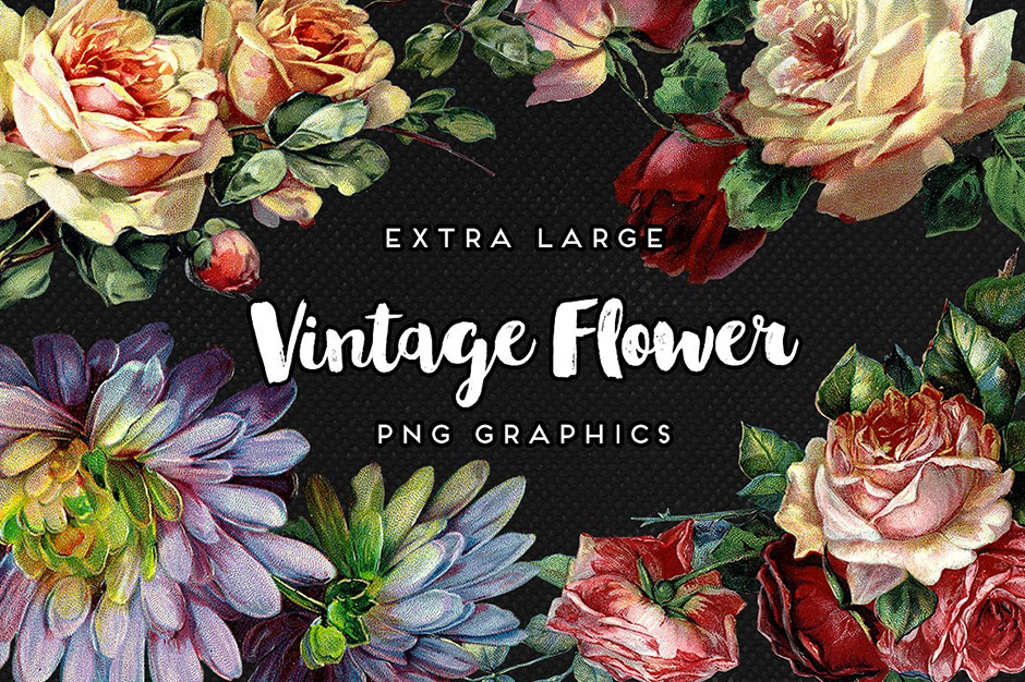 Vintage-Flowers-1-first-image