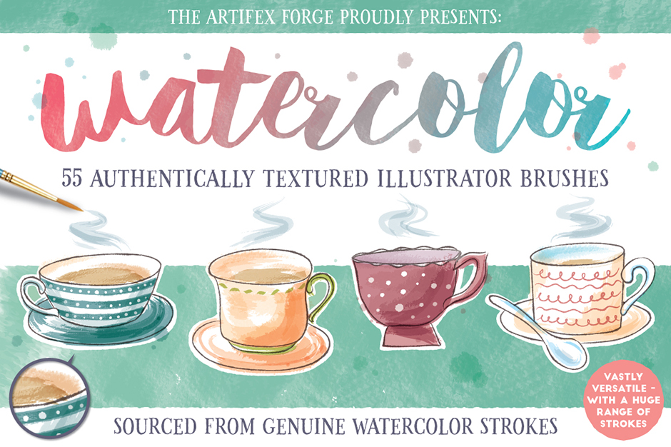 Watercolor Brushes-first-image