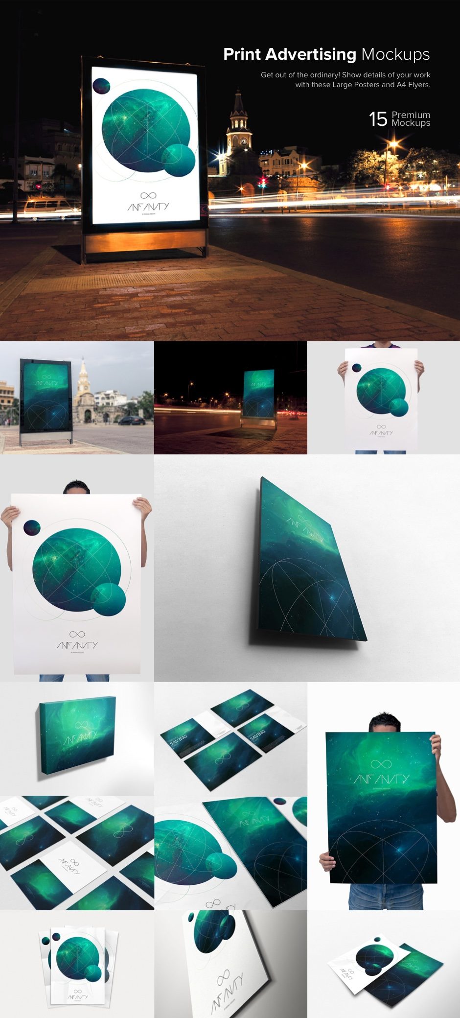 The Massive Mockup Templates Bundle