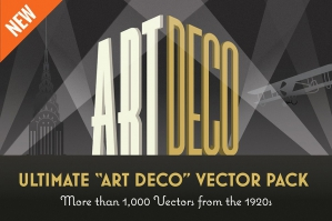 Ultimate Art Deco Pack