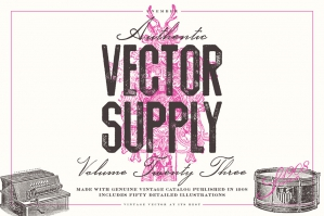 Unember Vector Supply Volume 23