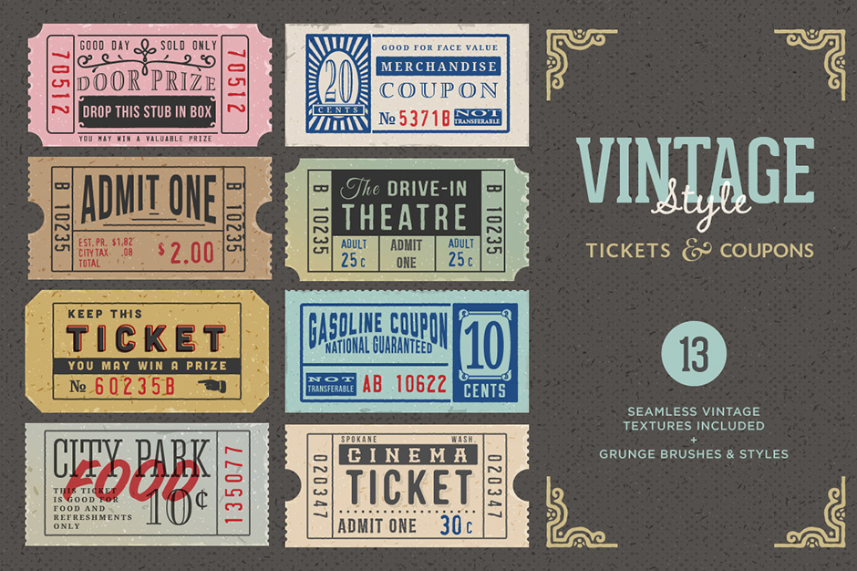 vintage-ticket-coupon-first-image
