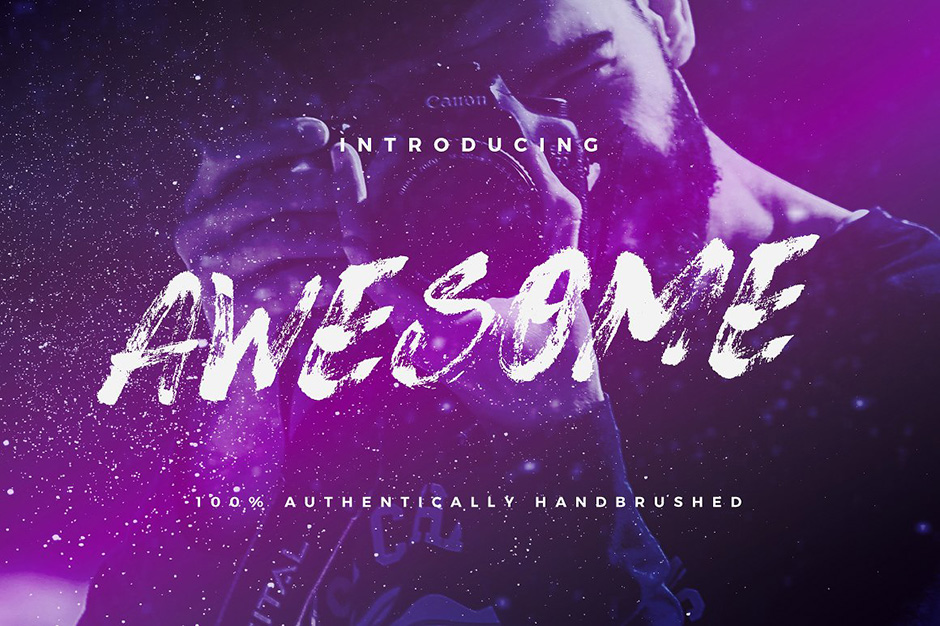 Awesome-Typeface-first-image