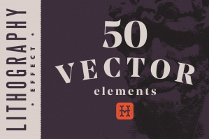 Lithography Vector Elements