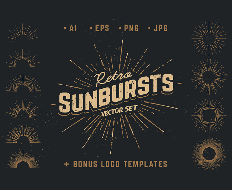 Retro_Sunbursts_Top