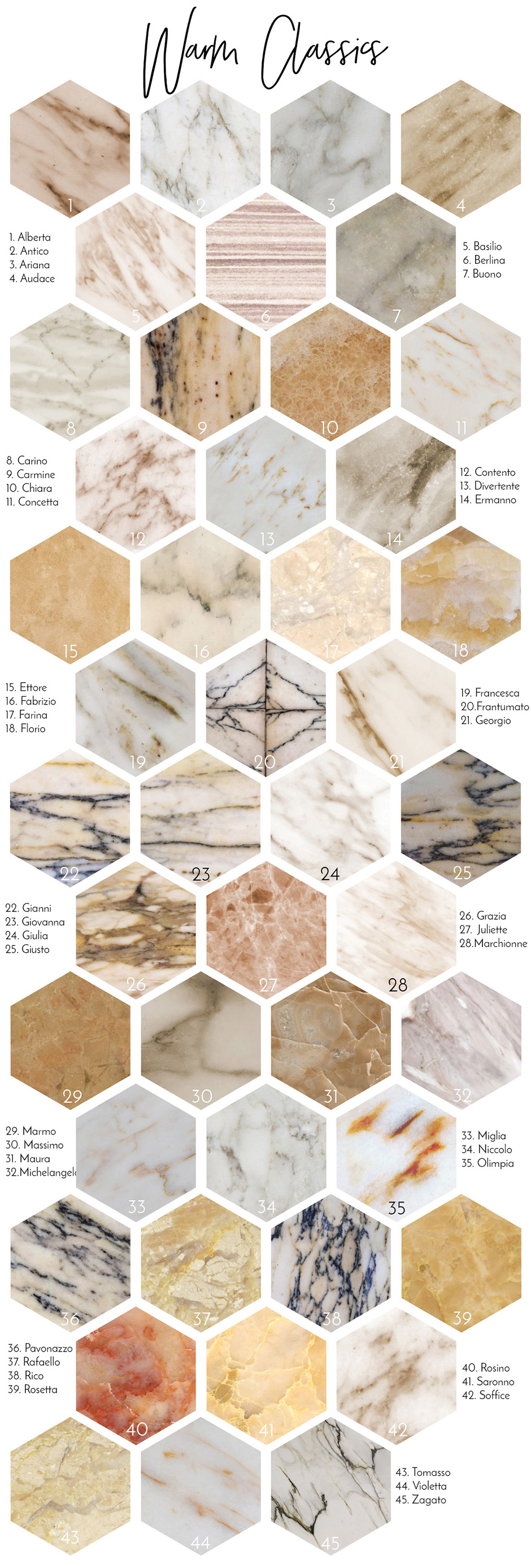 studio denmark real marble backgrounds styles