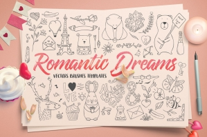 romantic-dreams-graphics-pack-first-image