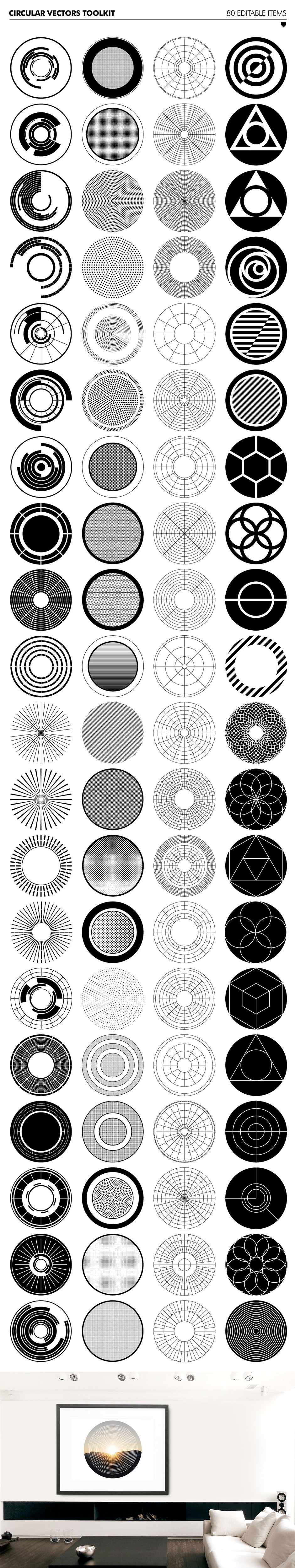 The Totally Diverse Vectors Collection