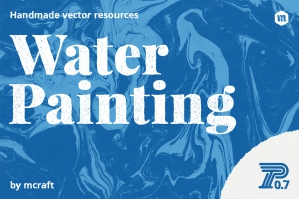 Water Painting Texture Pack