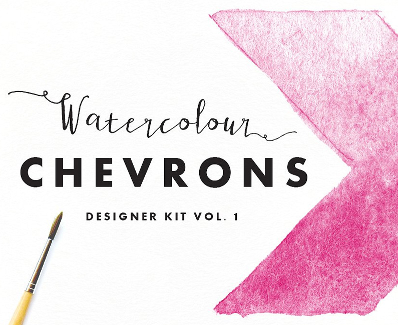 watercolourchevrons-top-image
