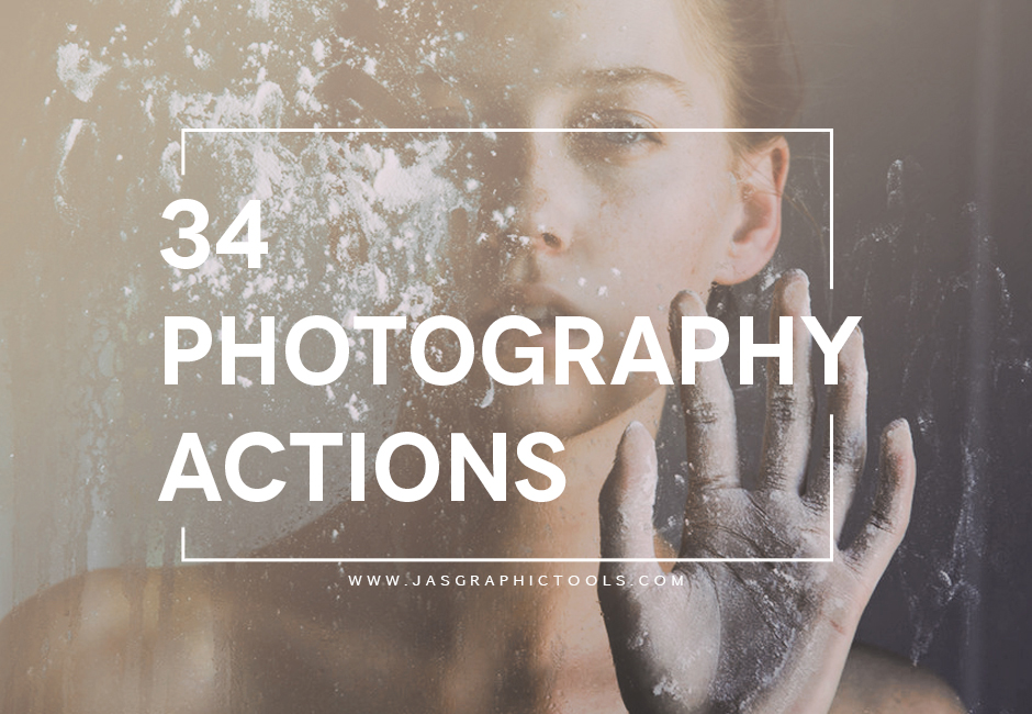34 Photoshop Lighting Actions