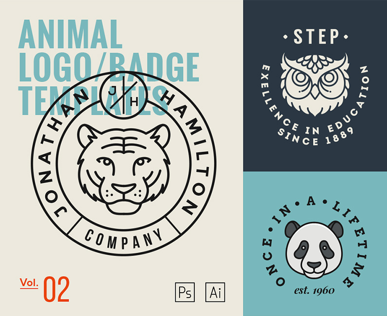 Animal-Logo-Badge-Templates-Vol2-top-image