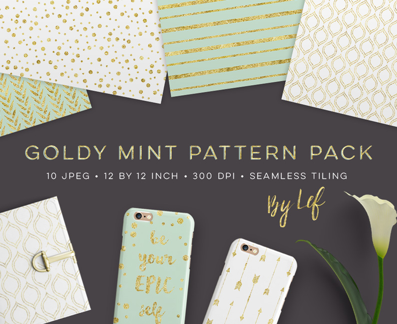 Goldy-Mint-Patterns-top-image