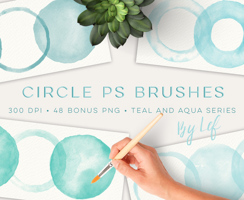 Watercolor-Circles-Photoshop-Brushes-top-image